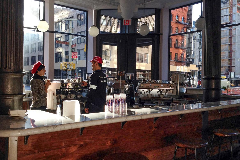 Cafe Soho Nyc