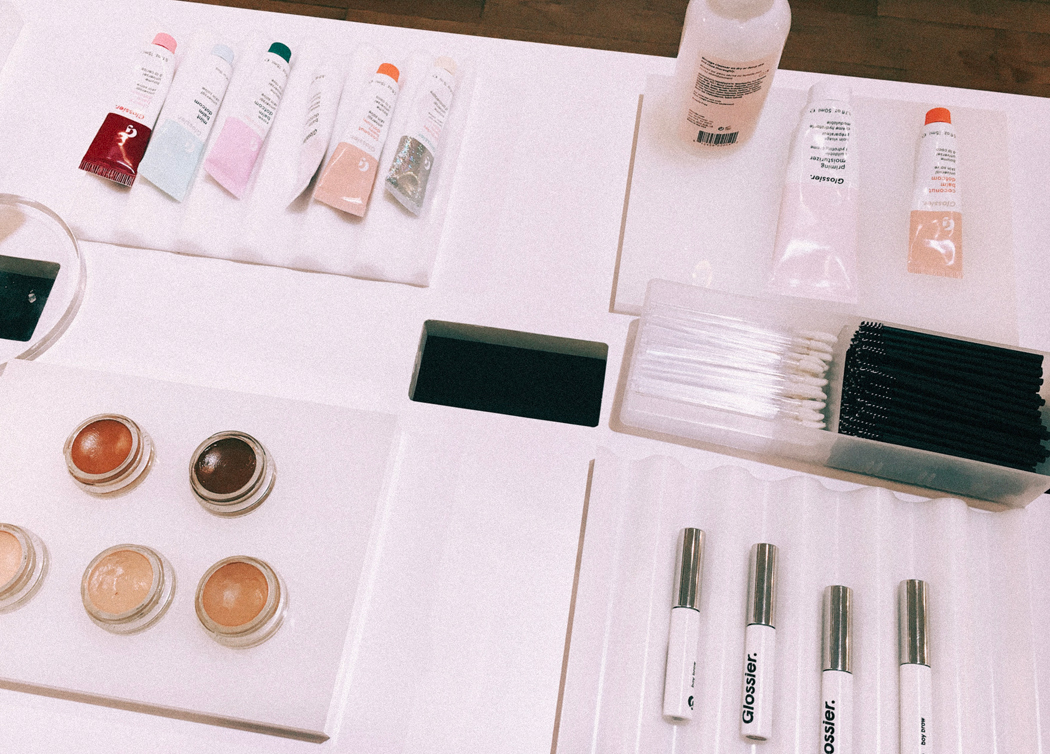 I Finally Made It To Glossier » WEAR OH WHERE